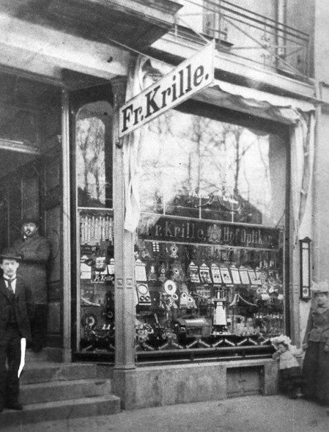 Der zweite Laden am Blücherplatz in Rostock