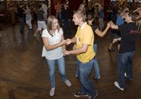 Tanzkurs im Traumpalast