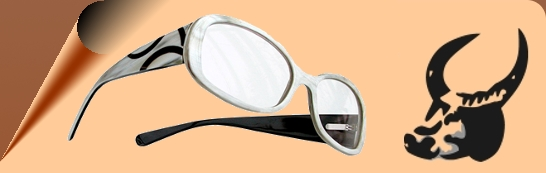 Naturhornbrille bei Brillen Krille in Rostock,
