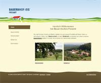 Bauernhofeis Freiamt